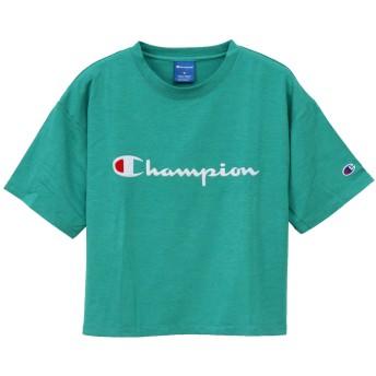 ウィメンズ Tシャツ 19SS【春夏新作】アクティブスタイル チャンピオン(CW-PS313)【5400円以上購入で送料無料】