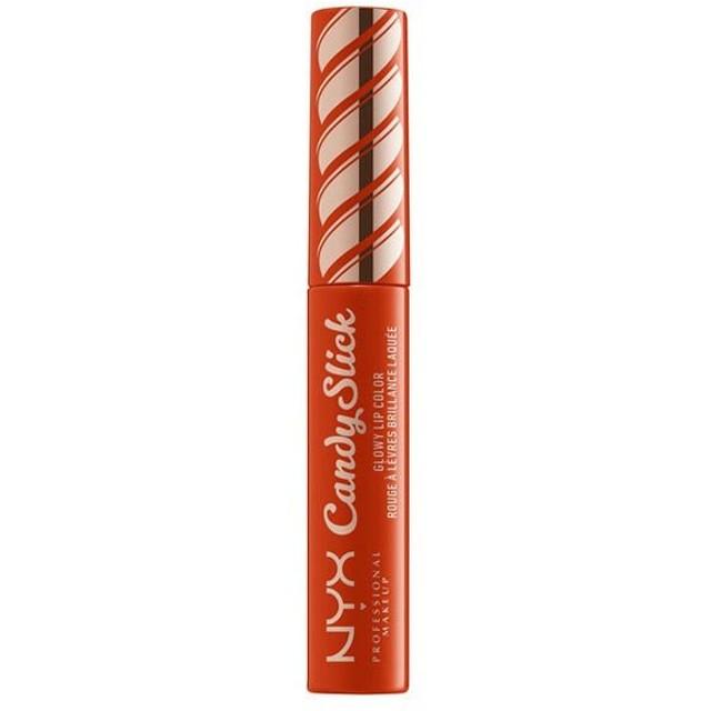 NYX Professional Makeup(ニックス)キャンディー スリック グローウィー リップカラー 03 カラー・スウィート スタッシュ