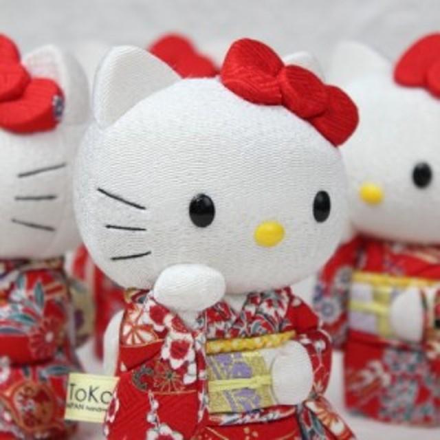 クーポン配布中 ハローキティ キティちゃん グッズ 雑貨 招き猫 置物
