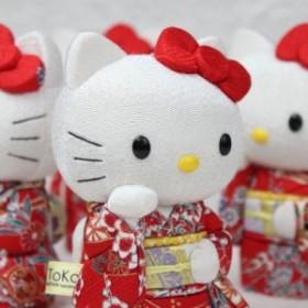 ハローキティ キティちゃん 招き猫 グッズ 柿沼東光 日本製 誕生日プレゼント