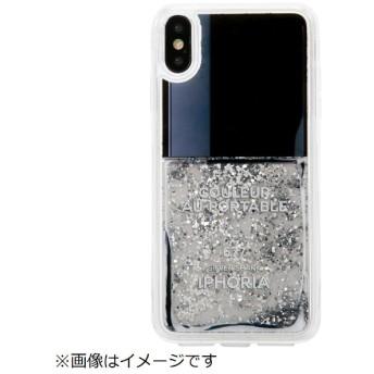 iPhone XS Max TPUケース Nail Polish Grey