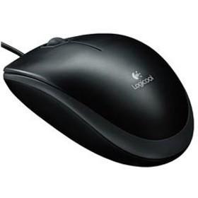 ロジクール Corded Mouse M100rBK ( M100RBK )(入力装置)