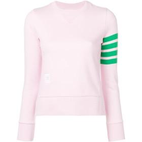 Thom Browne 4-Bar Classic Loopback Sweatshirt - ピンク