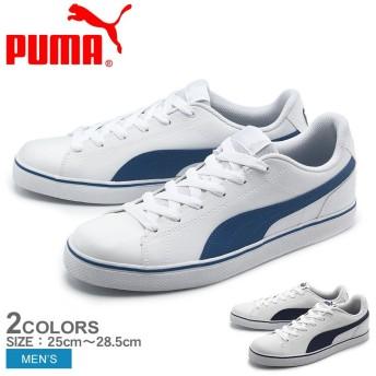 PUMA プーマ スニーカー コートポイント VULC V2 362946 メンズ 靴 シューズ