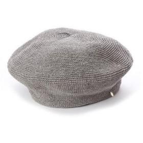 トプカピ TOPKAPI ペーパーベレー帽 (ライトグレー)