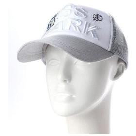 キスマーク kissmark メンズ ゴルフ キャップ KM-1C1019CPZ (グレー)