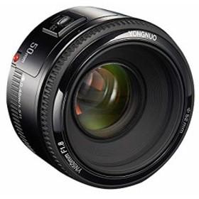 人気YONGNUO製 AF 50mm f1.8 大口径 オートフォーカス レンズ canon 350D 450D 500D 600D 1D Mark