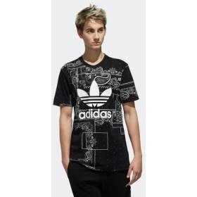セール価格 アディダス公式 ウェア トップス adidas BANDANA Tシャツ