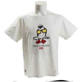 チャムス(CHUMS) ブービーウィズグラッシーズTシャツ CH01-1364 Natural (Men's)