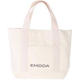 EMODA エモダ キャンバストートバッグ 小