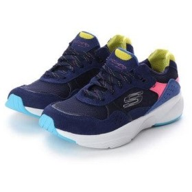 スケッチャーズ SKECHERS MERIDIAN-NO WORRIES 13020 (ネイビー/C)