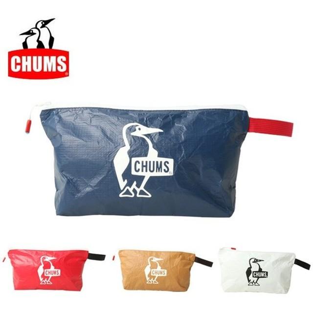 CHUMS チャムス Tyvek Pouch S CH60-2639 【アウトドア/日本正規品/ポーチ/収納】 【メール便・代引き不可】