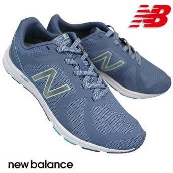ニューバランス newbalance W635RD2 Bラスト ブルー/シルバー レディース ランニングシューズ 紐靴