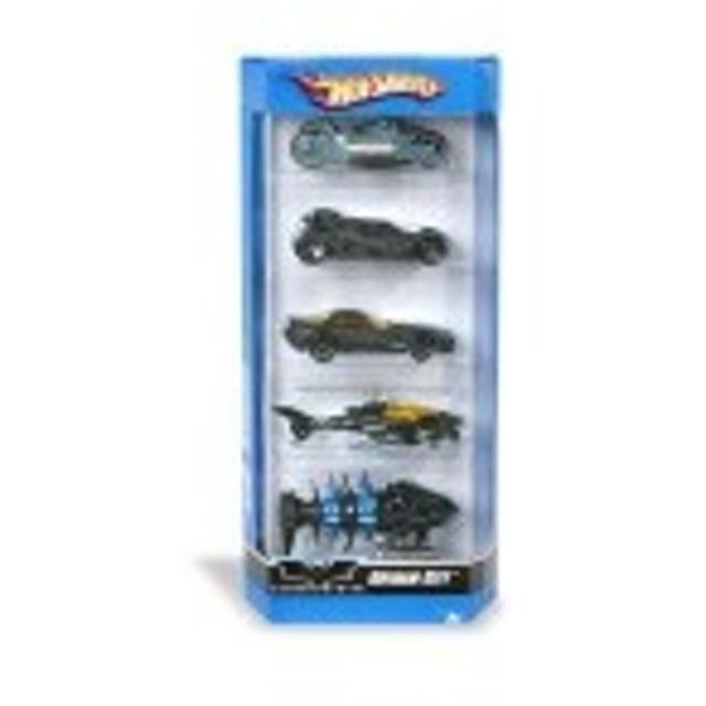 5-Car Gift Pack:Hot Wheels: Gotham City
