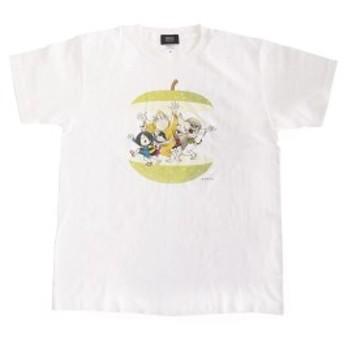 ゲゲゲの鬼太郎Tシャツ(二十世紀梨)