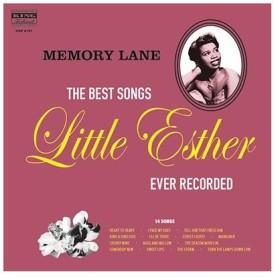 Little Esther Phillips メモリー・ライン CD