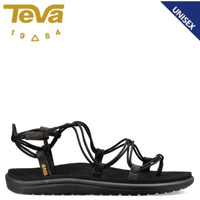 Teva テバ サンダル ボヤ インフィニティー レディース メンズ VOYA INFINITY ブラック 黒 1019622