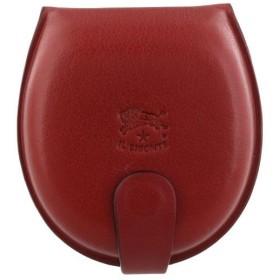 IL BISONTE イルビゾンテ コインケース メンズ レディース レッド C0543-P 245 ROSSO