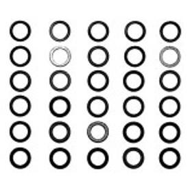 タミヤ HOP-UP OPTIONS OP-586 φ4mmシムセット