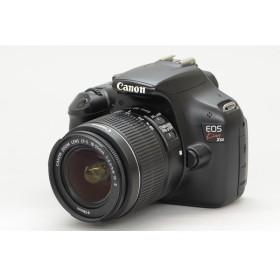 [中古] Canon EOS Kiss X50 EF-S18-55 IS II レンズキット ブラック   5065B002