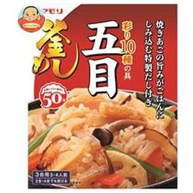 【送料無料】ヤマモリ 彩り10種の具 五目釜めしの素 235g×5箱入