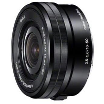 SONY SELP1650 [カメラ用交換レンズ(ソニーEマウント用) E PZ 16-50mm F3.5-5.6 OSS]