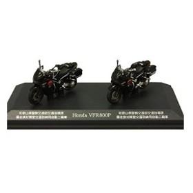 RAIS 1/43 ホンダ VFR800P 2002-2008 和歌山県警察 交通部交通指導課暴走族対策室交通取締用自動二輪車 2台セット 完成品