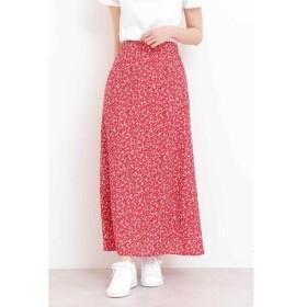 PROPORTION BODY DRESSING / プロポーションボディドレッシング  《BLANCHIC》小花柄フレアマキシスカート