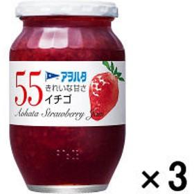 アヲハタ 55 イチゴ400g 3個
