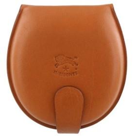 IL BISONTE イルビゾンテ コインケース メンズ レディース ブラウン C0543-P 145 CARAMEL