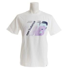 ニューバランス(new balance) エッセンシャルスリーNスリーブTシャツ AMT91584WT (Men's)