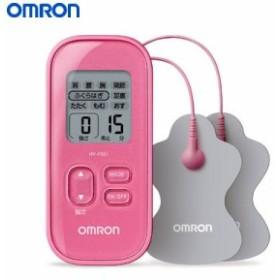 【送料無料】オムロン 全身用 低周波治療器 HV-F021-PK ピンク