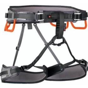 マムート(MAMMUT) クライミング ハーネス Ophir 4 Slide タイタニウム/ファントム 2020-00841-00148 【アウトドア 登山 クライミング用
