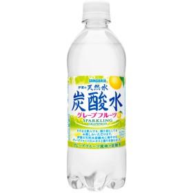 伊賀の天然水 炭酸水 グレープフルーツ (500mL24本入)