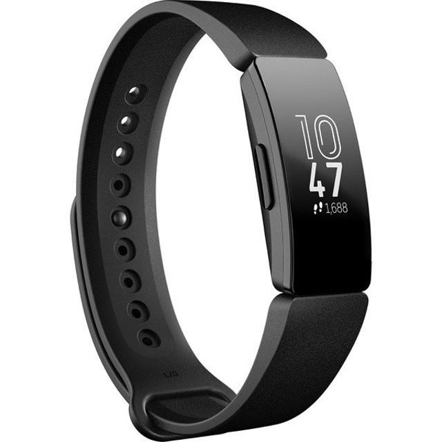 FITBIT Fitbit フィットネストラッカー Inspire Black L/Sサイズ FB412BKBK-FRCJK ブラック