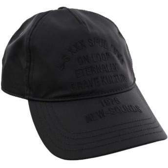 DIESEL ディーゼル キャップ 帽子 メンズ Mサイズ ブラック 00SKQX ONAUJ BLACK