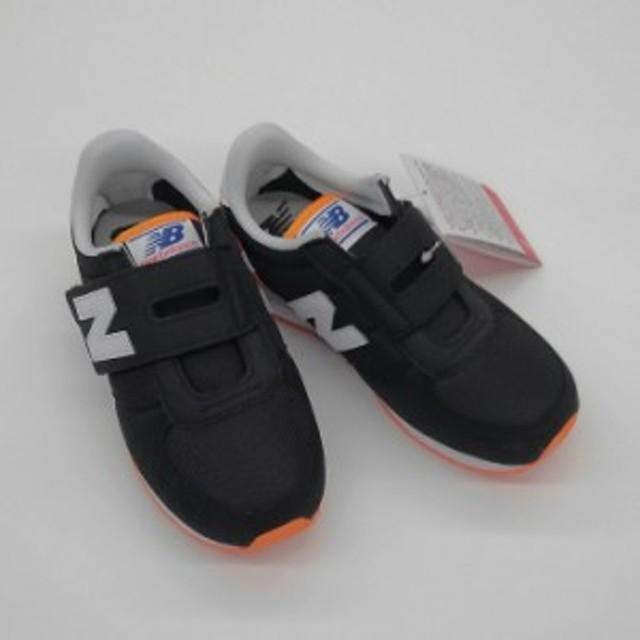 c296bc2bcea08 ニューバランス PV220 BKO ブラック/オレンジ マジック キッズ 通販 LINE ...