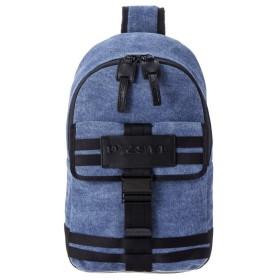 バッグ カバン 鞄 メンズ カジュアルバッグ M−CAGE MONO/ボディバッグ/X05491 P1731 カラー 「ピーコートブルー/ブラック」