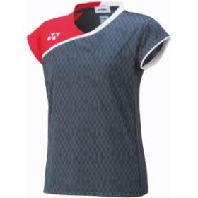 fed92b6c7b4f63 Yonex(ヨネックス) ウィメンズ ゲームシャツ (フィットシャツ) バドミントン 20433-075 レディース