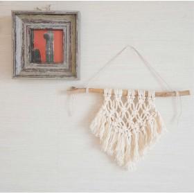 マクラメタペストリー lace