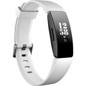 FITBIT Fitbit フィットネストラッカー Inspire HR White/Black L/Sサイズ FB413BKWT-FRCJK ホワイト/ブラック [振込不可]