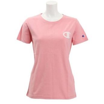 チャンピオン-ヘリテイジ(CHAMPION-HERITAGE) 【ゼビオグループ限定】 Tシャツ BIG C CWSP30B 980 (Lady's)