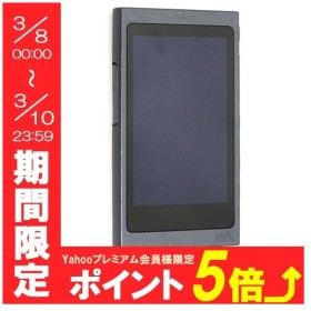 【中古】SONYウォークマン Aシリーズ NW-A35 ブラック/16GB