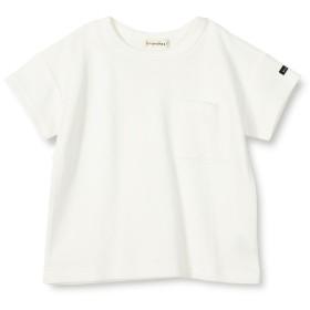 [マルイ]【セール】ワッフル半袖Tシャツ/ブランシェス(branshes)