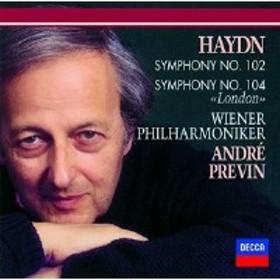 CD / アンドレ・プレヴィン / ハイドン:交響曲第102番 第104番(ロンドン) (SHM-CD)