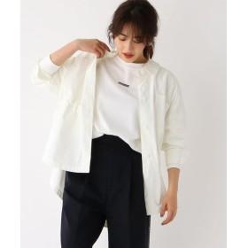 aquagirl / アクアガール シルキータフタワーク シャツジャケット