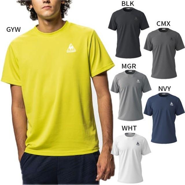 ルコックスポルティフ メンズ 半袖シャツ トレーニングウェア Tシャツ トップス QMMNJA30ZZ
