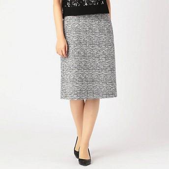 【SALE(三越)】<COMME CA 小さいサイズ> ジャージーツイードスカート(9602FL04) 01【三越・伊勢丹/公式】