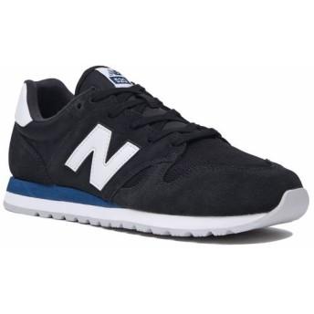 [NEW BALANCE]ニューバランス スポーツカジュアルシューズ U520 (U520GFD) ブラック[取寄商品]