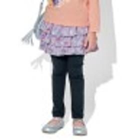 3段フリルスカッツ(選べるディズニーキャラクター)【子供服 女の子】【通園 通学】